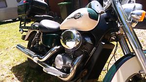 97 Honda shadow v750c Armadale Armadale Area Preview