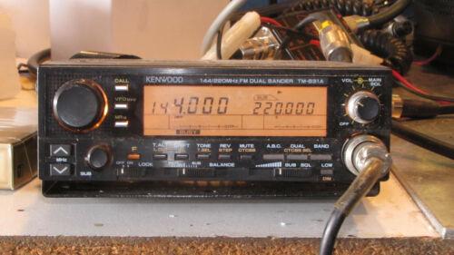 Kenwood TM-631A Transceiver