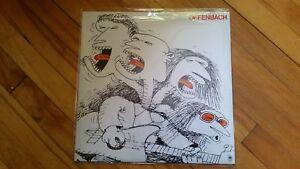 Offenbach 33 tours LP