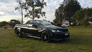 2008 Holden Ute SS V HSVi plated Newcastle Newcastle Area Preview