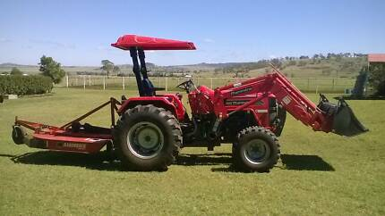 MAHINDRA TRACTOR AS NEW Cooroy Noosa Area Preview