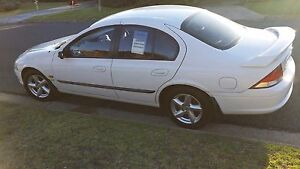 2000 Ford Falcon Sedan Lavington Albury Area Preview