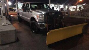 2012 Ford F 250 XLT 4x4 Plow Truck