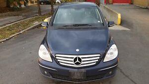2006 Mercedes-Benz B-Class TEL: 514 249 4707