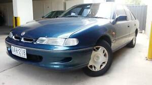 1996 Holden Commodore Acclaim 4 Sp Automatic 4d Sedan
