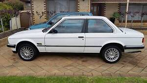 1983 E30 BMW 318i Coupe Newton Campbelltown Area Preview