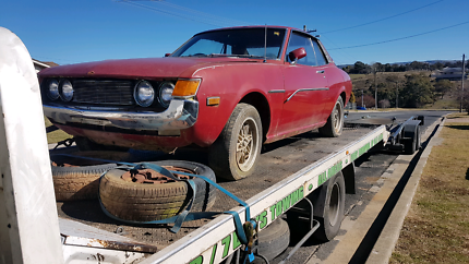 1975 Ta22 Toyota Celica 2tg with T50 5spd Wallerawang Lithgow Area Preview