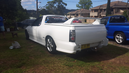 Holden commodore ute