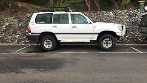 1998 Toyota LandCruiser Wagon Gympie Gympie Area Preview
