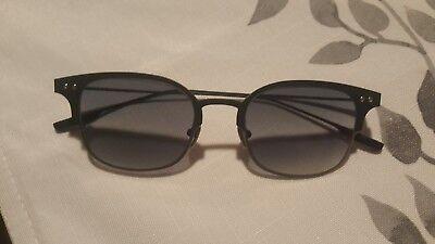 Salt Sunglasses Vaughn blk matt bs/chr 48mm