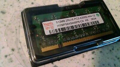 Hynix 512MB 2Rx16 PC2-4200S-444-12 Ram Chip 512 Mb Ram Chip