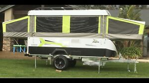 JAYCO SWAN OUTBACK 2015 WITH EXTRAS