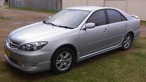 2005 Toyota Camry Sportivo Guyra Guyra Area Preview