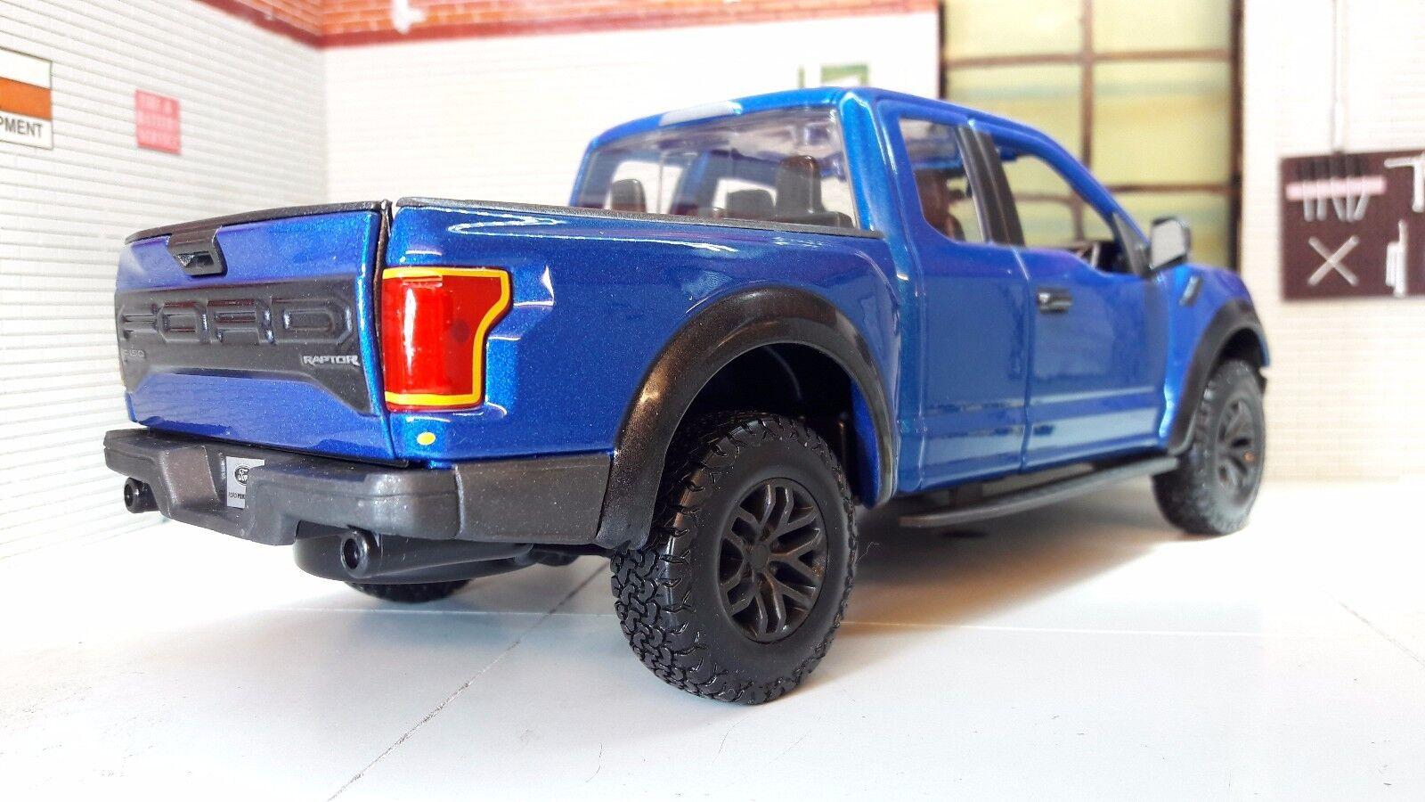 1 24 scale 2010 ford 4x4 f150 se raptor pickup maisto. Black Bedroom Furniture Sets. Home Design Ideas