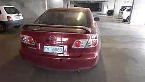 Mazda 6 2003 Tasmania plates Docklands Melbourne City Preview