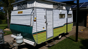 Caravan Millard 14ft' Pop Top Wurtulla Maroochydore Area Preview