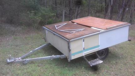 Camper trailer base project make an offer or trade offer