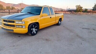 1998 Chevrolet C/K Pickup 1500 C1500 cars & trucks 1998 chevrolet 1500