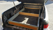 SS ute heavy duty sliding drawer Landsdale Wanneroo Area Preview