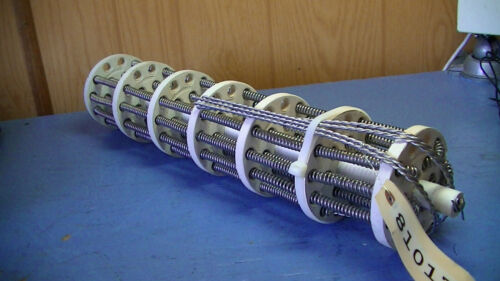 HEATING ELEMENT BLUE M MANUFACTURED N8-13- STACK ASSY