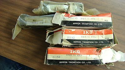 Bearing Linear Iko Rwb 24 He5 Nippon Thompson 4 Each