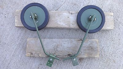 NOS MILITARY REAR VIEW MIRRORS BLEWU Motorcycle Harley Indian bmw triumph