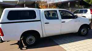 Toyota hilux workmate Dandenong North Greater Dandenong Preview