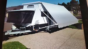 Jayco Outback Expanda 2013 Shellharbour Shellharbour Area Preview