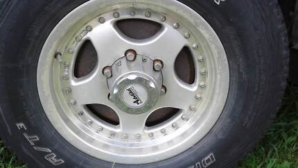 Wanted: Looking for advanti rim for ra rodeo
