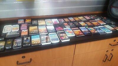 Lot Of 20 Dummy Phones Fake Phones