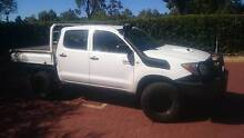 Toyota Hilux Ute 2007 Lesmurdie Kalamunda Area Preview