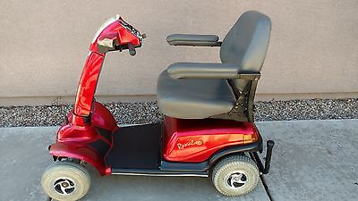 Rascal 600 4 Wheel Power Scooter Traval Scooter PowerChair WheelChair
