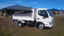 Benson's Earthmoving Tipper truck hire. Newcastle Newcastle Area Preview