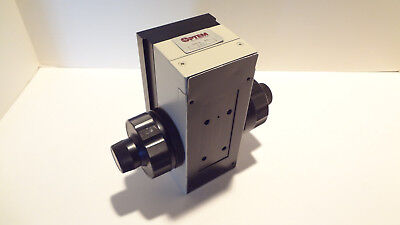 Nikon Optem Coarse Fine Focus Drive Assy Good Fully Useable Condition