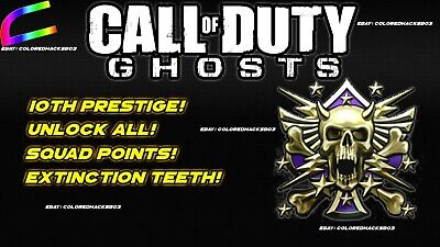 Call of Duty: Ghost ║ Ghost Recovery Mod ║ XBOX One/XBOX 360 segunda mano  Embacar hacia Argentina