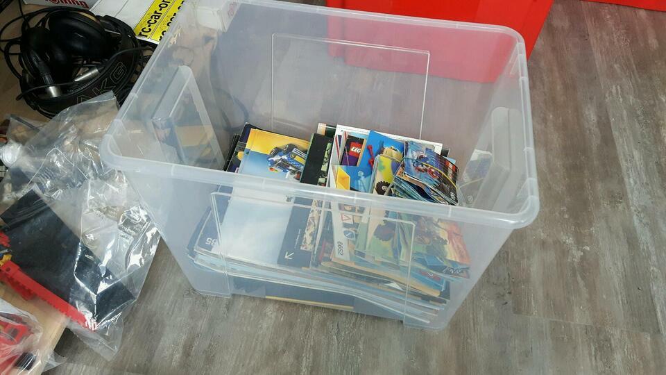 Lego Sammlung in Kreis Pinneberg - Borstel-Hohenraden