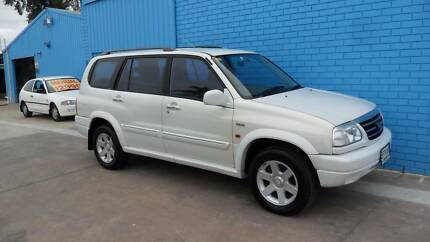 2001 Suzuki Grand Vitara Wagon-MASSIVE CLEARANCE SALE! Enfield Port Adelaide Area Preview