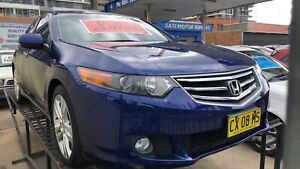 2009 Honda Accord Euro Luxury ! Serviced & Inspected ! Low Kms !  Granville Parramatta Area Preview