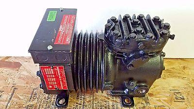 Copeland Compressor Semi-hermetic Kam1-0075-tac 34 Hp Discus