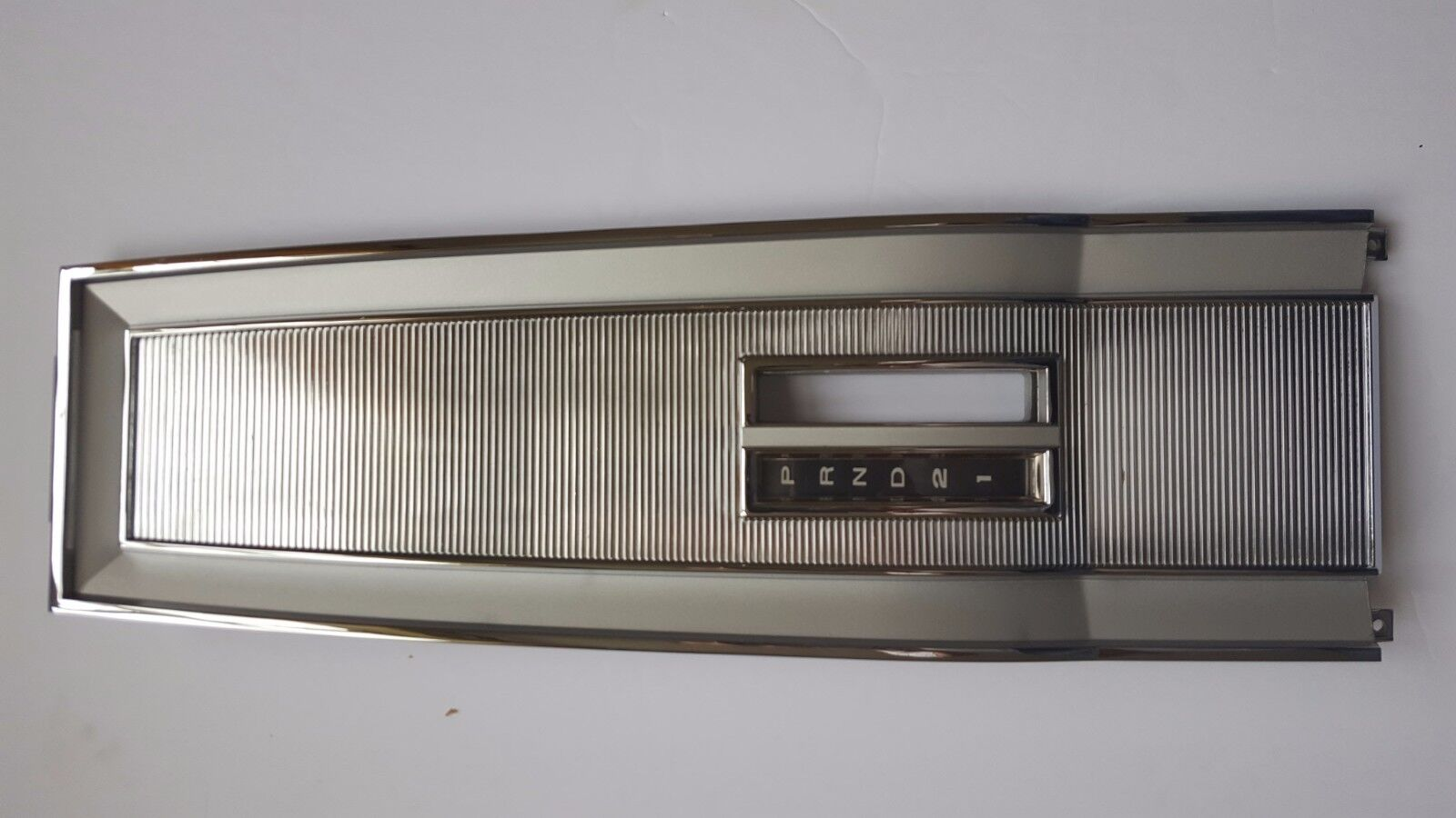 66 67 68 Coronet GTX Charger Road Runner Automatic Console Top Plate-NEW