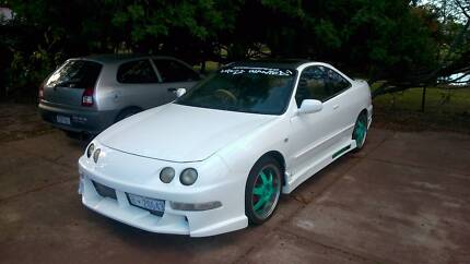 1997 Honda Integra Coupe Bentley Canning Area Preview