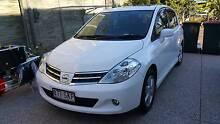 2012 Nissan Tiida Ti Hatchback Woolloongabba Brisbane South West Preview