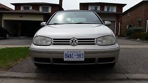 2001 Volkswagen Cabrio Coupe (2 door)