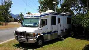 1991 Mercedes Swagman Motorhome 28ft Gordonvale Cairns City Preview