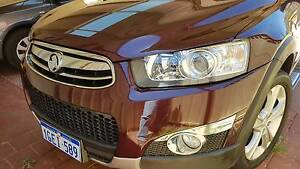 2011 Holden Captiva Wagon Parkwood Canning Area Preview