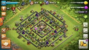 Compte Clash of clan