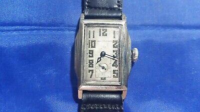 Vintage Waltham 15 jewels Men's Watch 14K GF Case