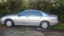 2003 Mitsubishi Magna Sedan Grafton Clarence Valley Preview