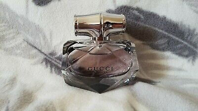 Gucci Bamboo Eau De Toilette spray 75 ml NEW - 100 % Genuine !