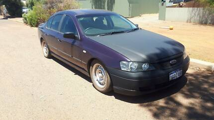 2004 Ford Falcon Sedan South Kalgoorlie Kalgoorlie Area Preview